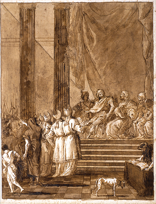 A Disputation between Kings and Priests