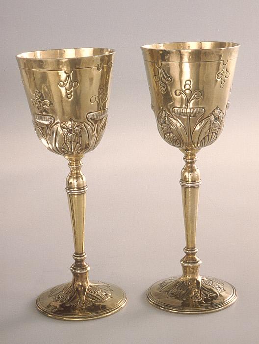 Pair of Wine Cups