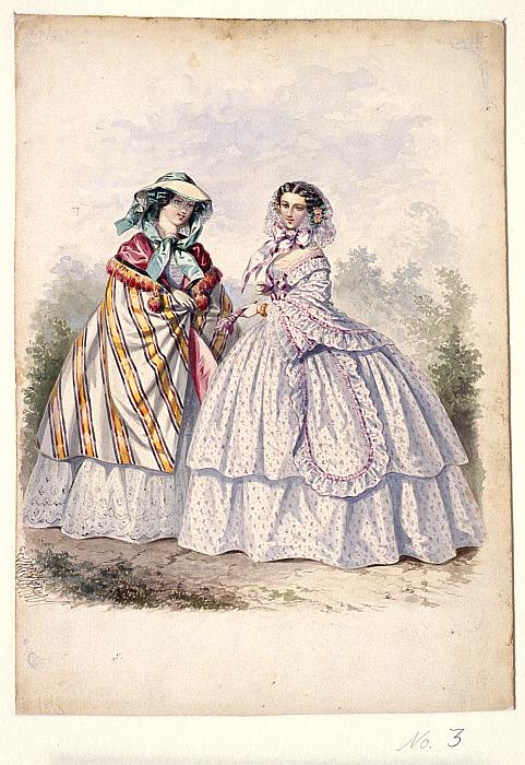 Fashion Drawing No. 3