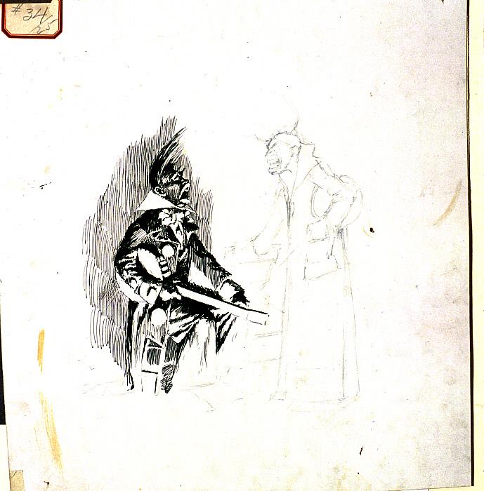 Mephistopheles' Musician