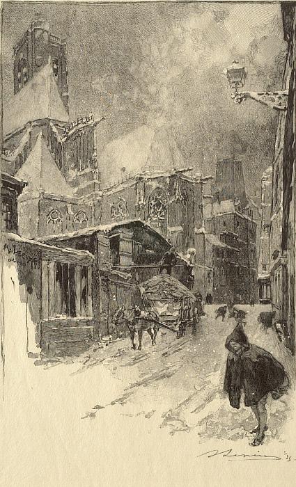 La Rue des Barres
