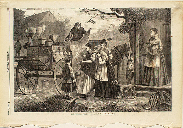 The Peddler's Wagon