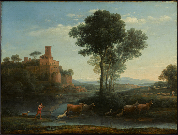Landscape with the Voyage of Jacob