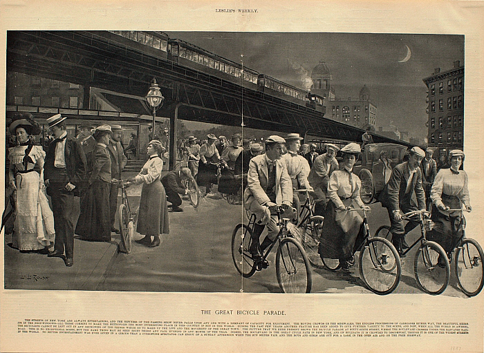 The Great Bicycle Parade