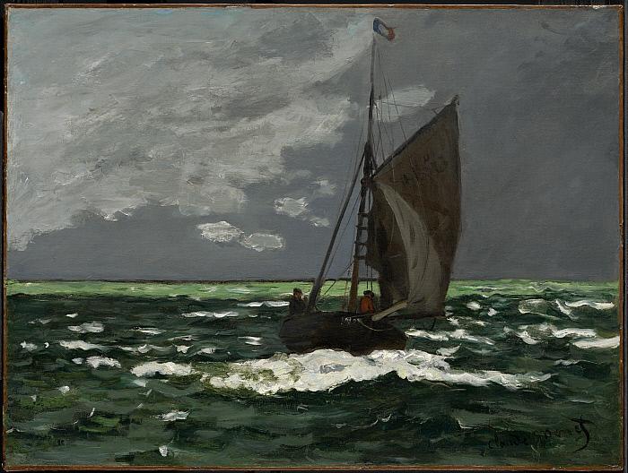 Seascape, Storm