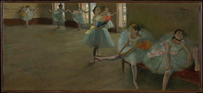 Dancers in the Classroom