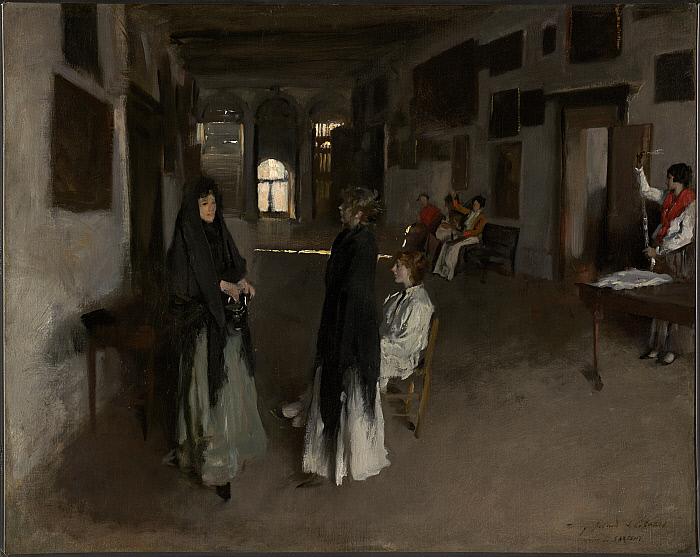 A Venetian Interior