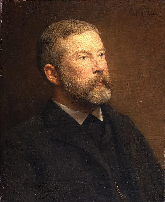 Portrait of Alfred Corning Clark