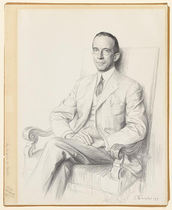 Portrait of Robert Sterling Clark