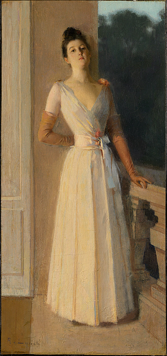 Portrait by Gaslight
