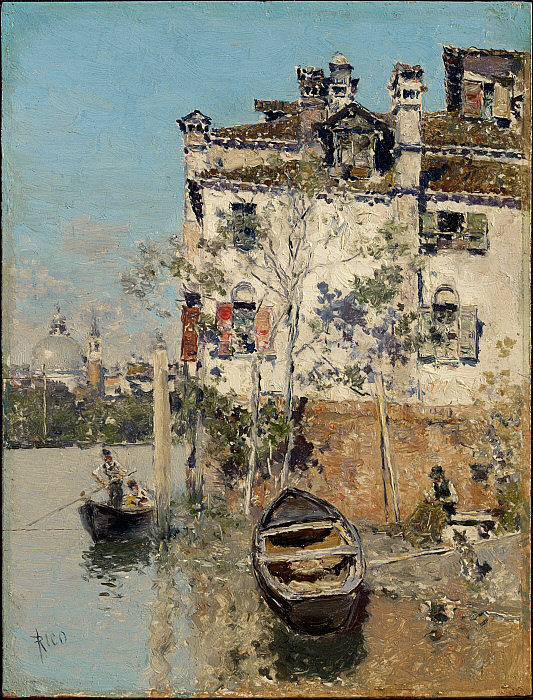 Venice, House on the Canal