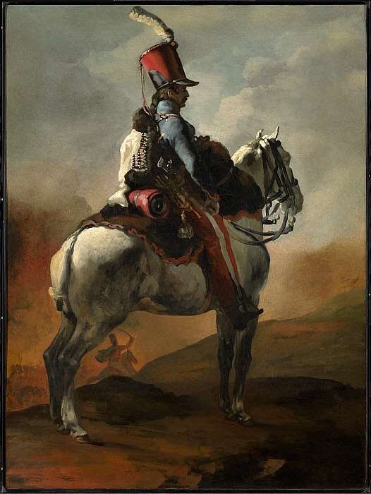 Trumpeter of the Hussars