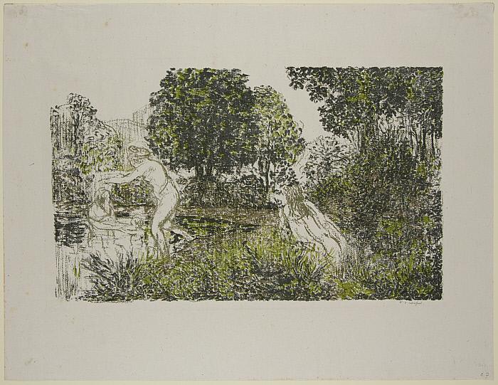 Landscapes: The Bathers