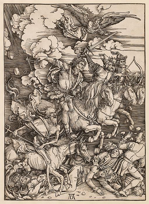 The Apocalypse: The Four Horsemen