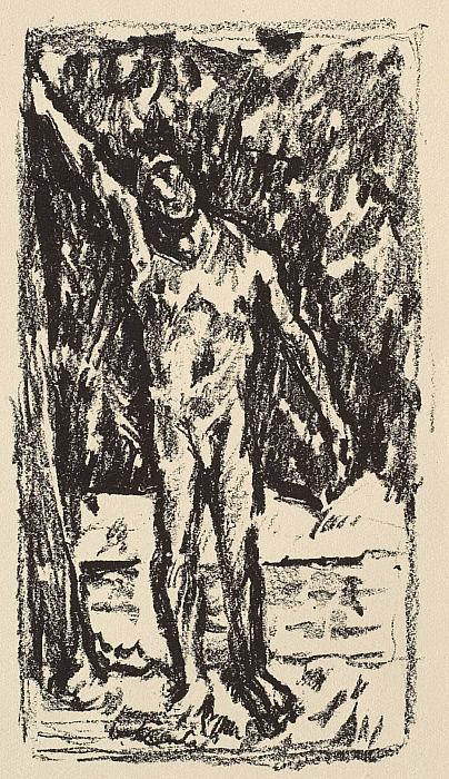 Cézanne's Bather