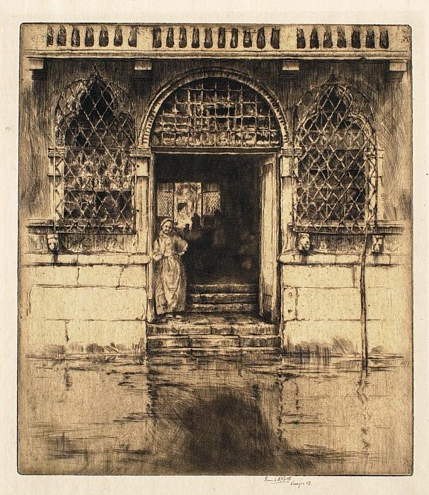 A Venetian Doorway