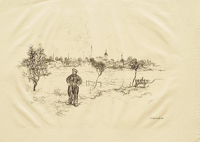 Le Terrassier de la Plaine St. Denis