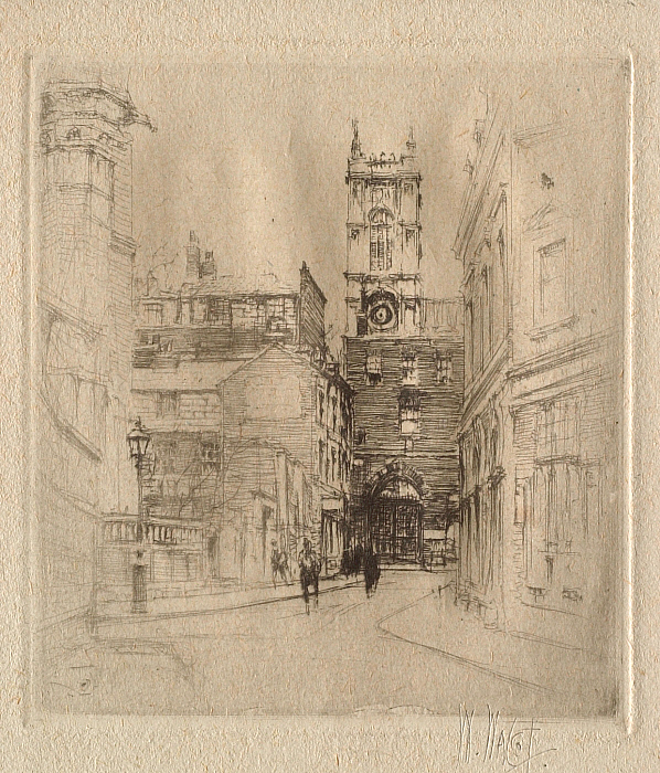 Tufton Street, Old Westminster