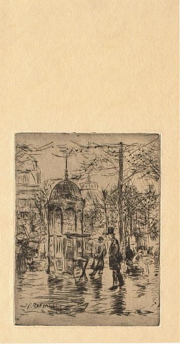 Le Boulevard des Filles-du-Calvaire