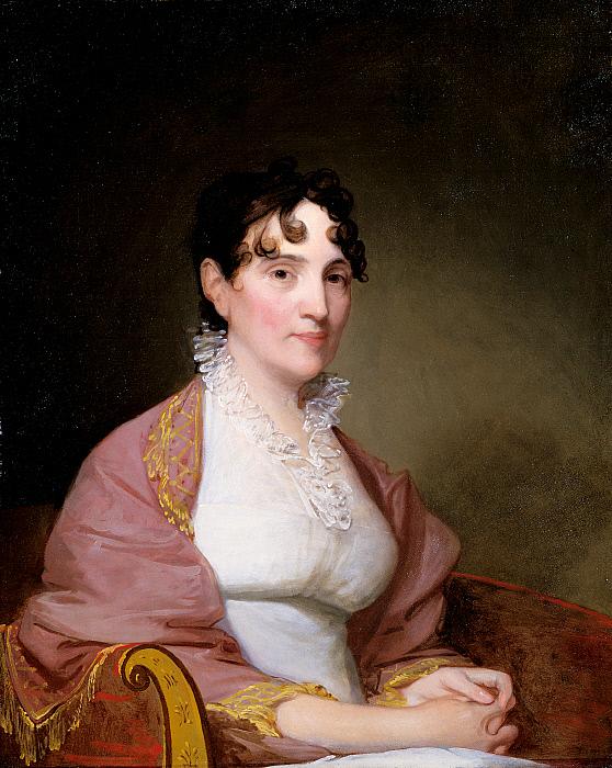 Mrs. Adam Babcock (Martha Hubbard)