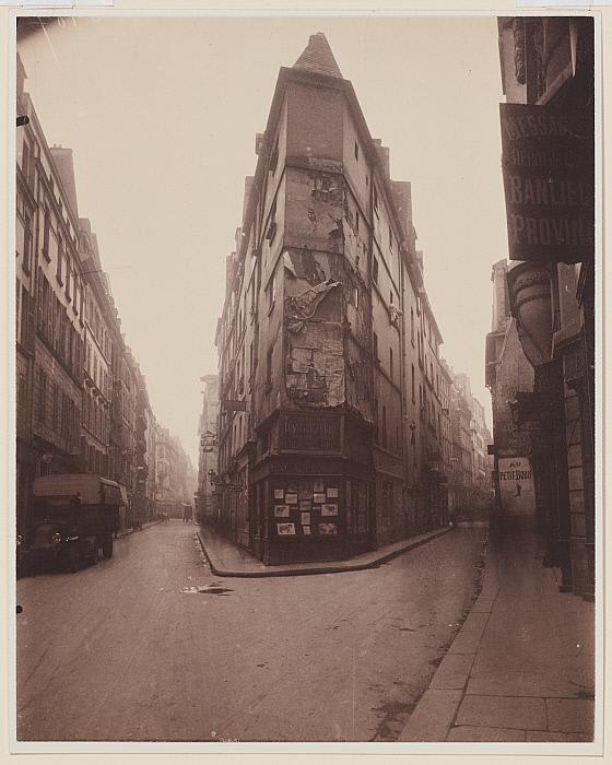 Corner of the rue de Seine and the rue de l'Echaudé