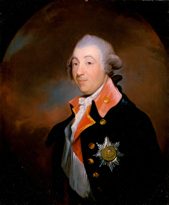 Possibly Sir Thomas Pakenham