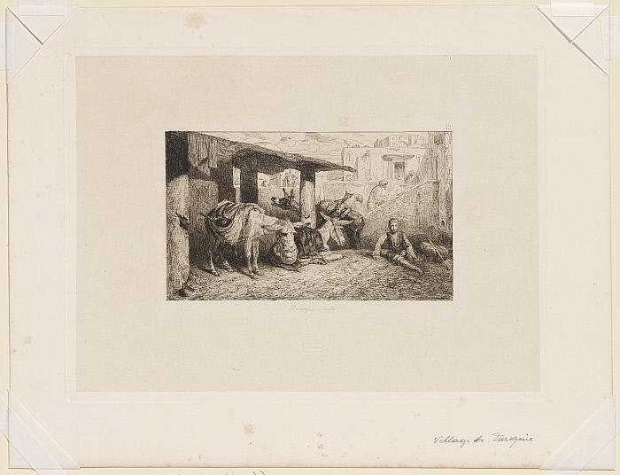Village de Turquie