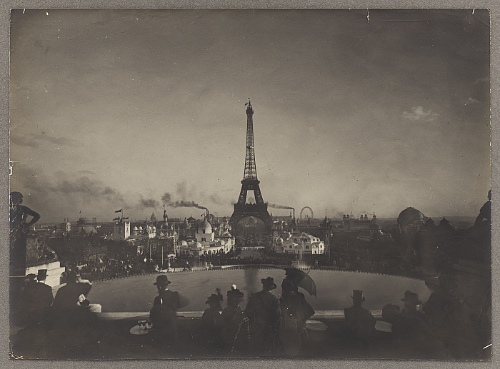 Universal Exhibition, Paris 1900