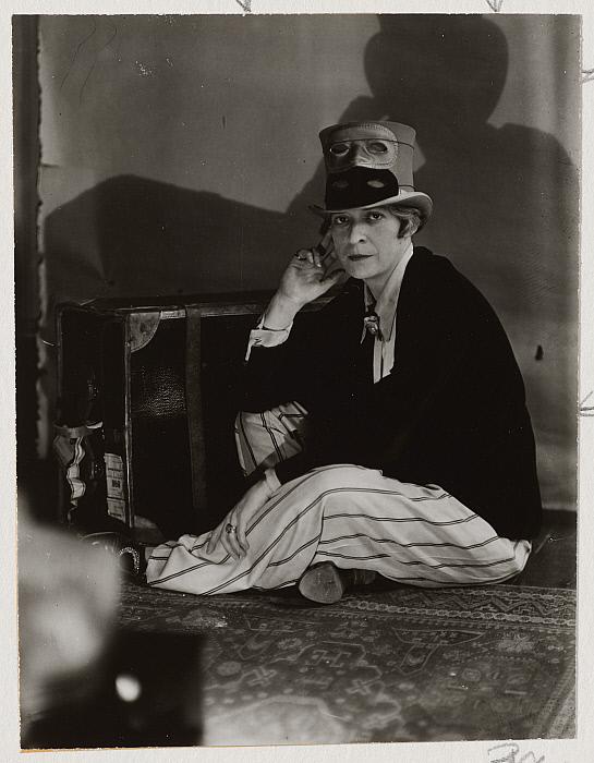 Portrait of Janet Flanner