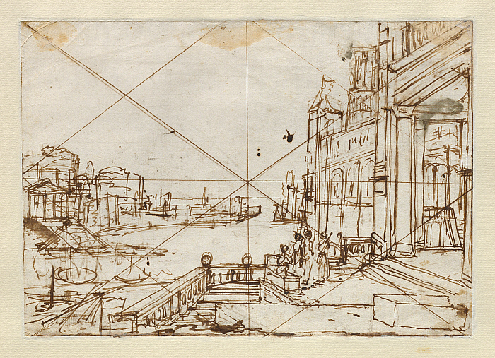 A Study for a Seaport
