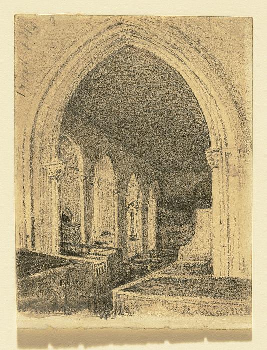 Saint Andrews Church, Preston: The Interior