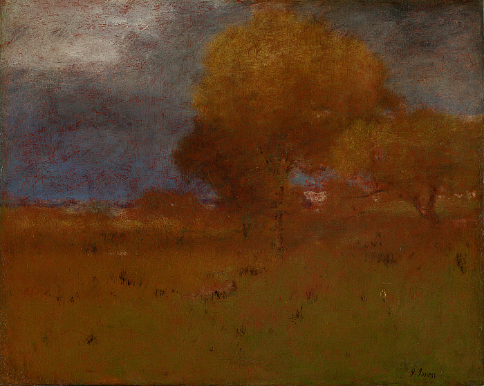 Autumn in Montclair