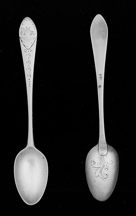Two Tea Spoons