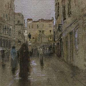 Somber Venice