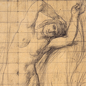 Study for Personification of the Saône