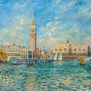 Venice, the Doge's Palace