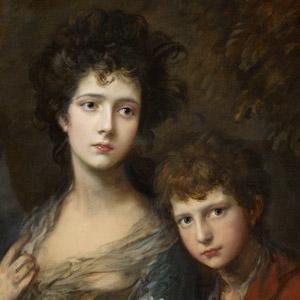 Elizabeth and Thomas Linley