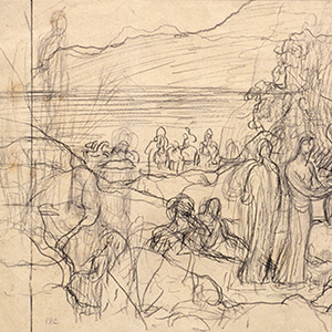 Study for a Mural Decoration