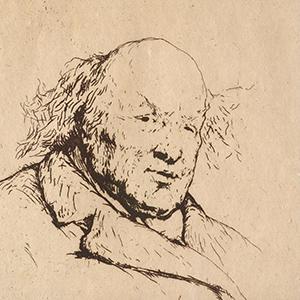 Portrait of Savinien Lapointe