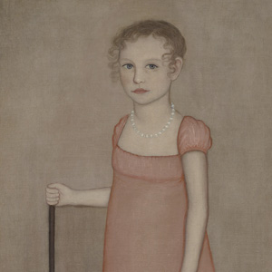 Portrait of Harriet Campbell