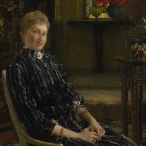Portrait of Mrs. Ralph Sneyd (Mary Ellis Sneyd)