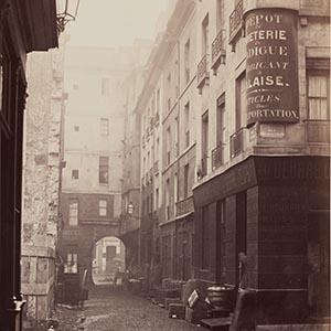 Rue au lard