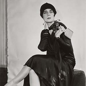 Portrait of Princess Marthe Bibesco