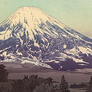 Fujiyama from Gotemba